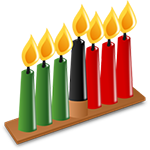 Kwanzaa clipart candels. Free candles