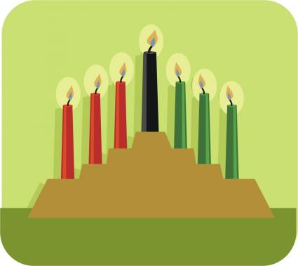 Kwanzaa clipart kwanzaa food. Party lovetoknow candles
