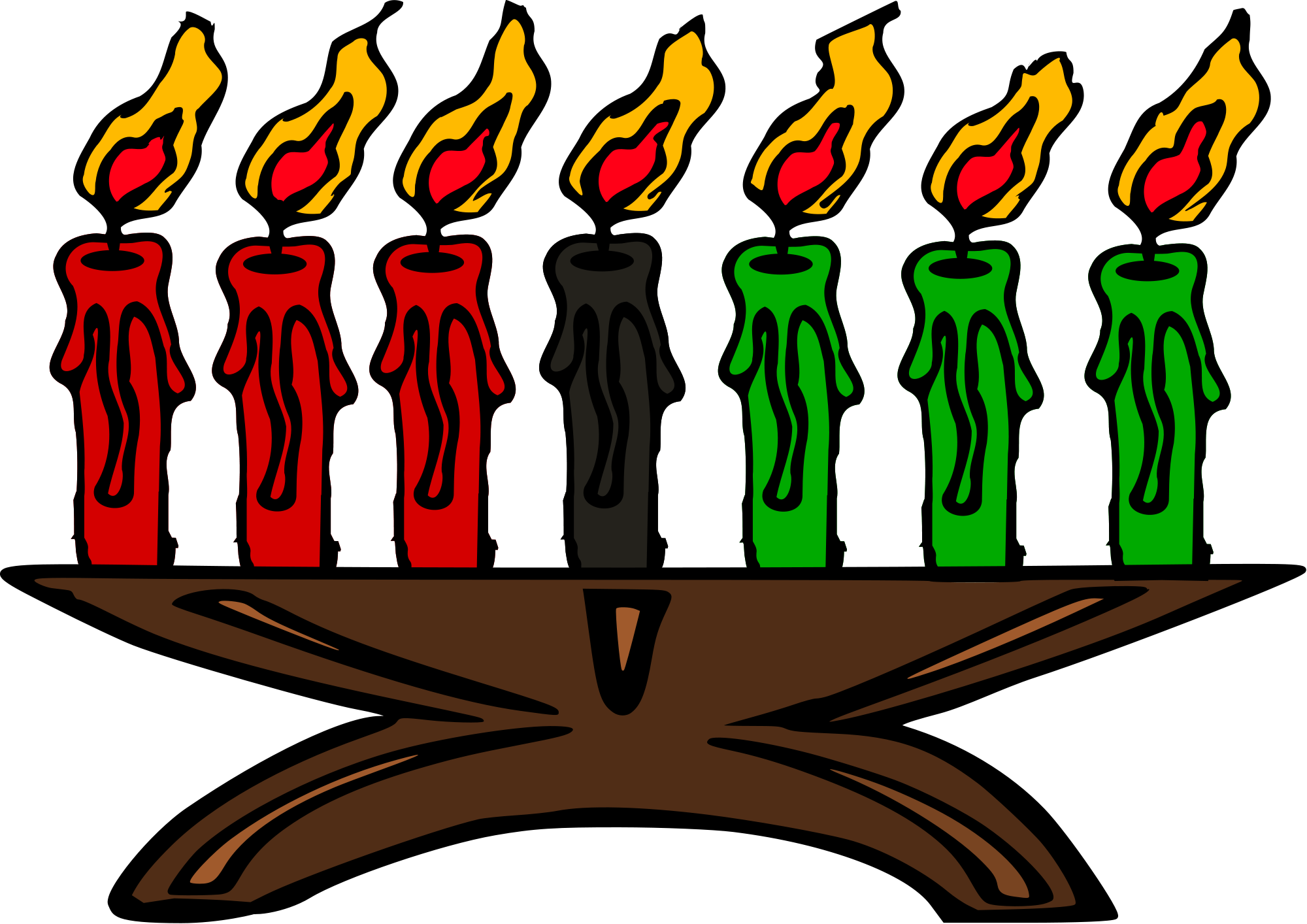 Kwanzaa clipart transparent. First day of to