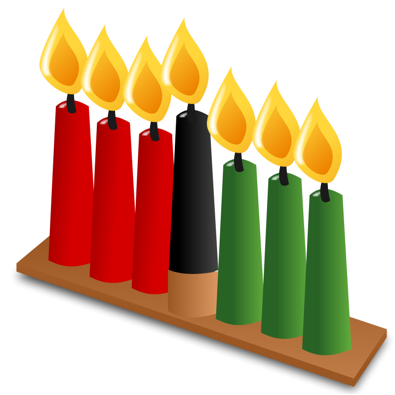 Kwanzaa clipart mantle. Free pictures of download