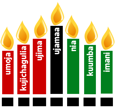 Kwanzaa clipart transparent. With labels holiday png