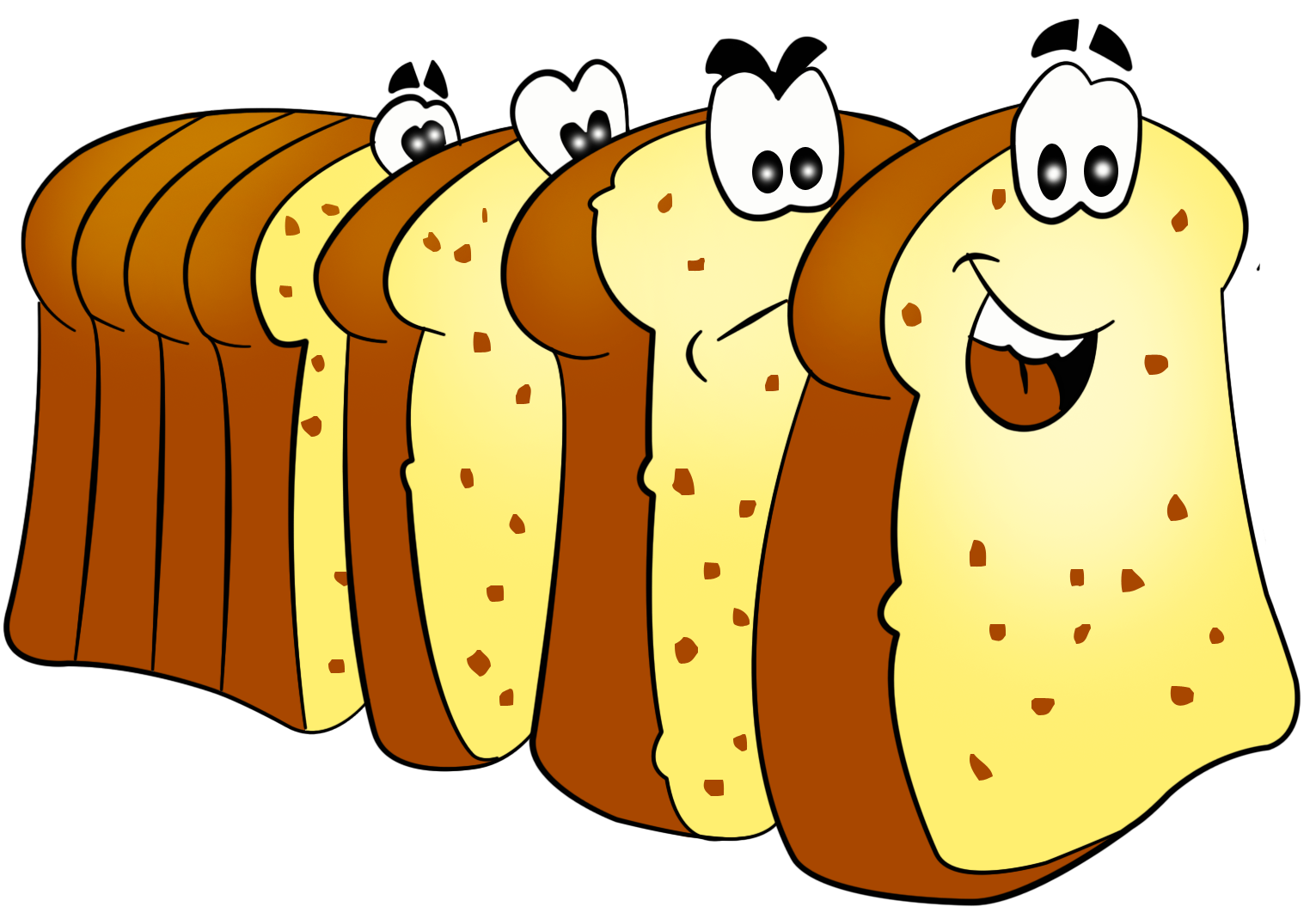 Kwik clip bread. Collection of free download