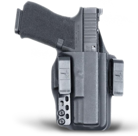 Adjustable clip holster. The best owb and