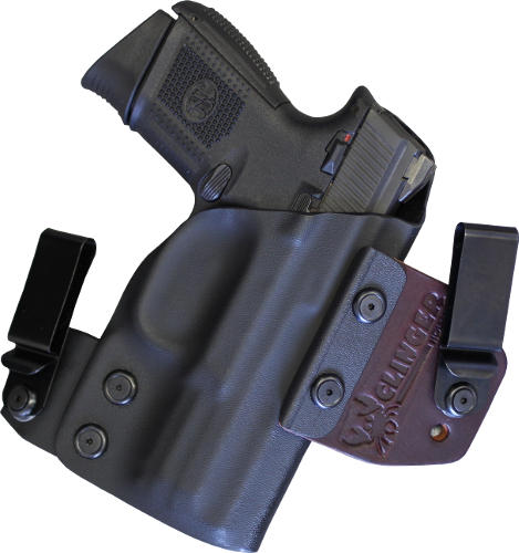 Kydex clip belt. Placement a holster pinterest