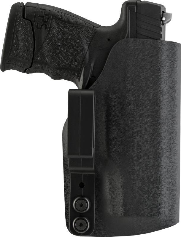 Kydex clip iwb holster. Front home clinger holsters