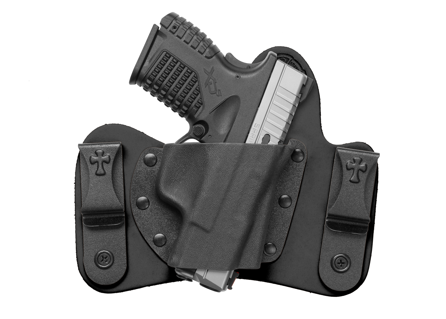 Kydex clip iwb holster. Crossbreed holsters minituck concealed