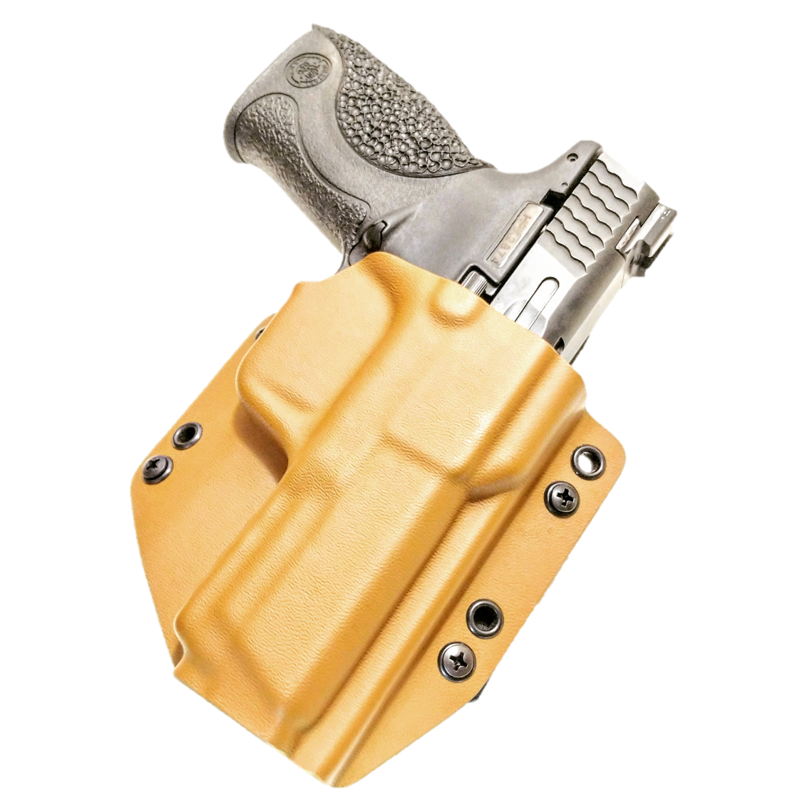 Kydex clip injection molded. C b holsters sportsman