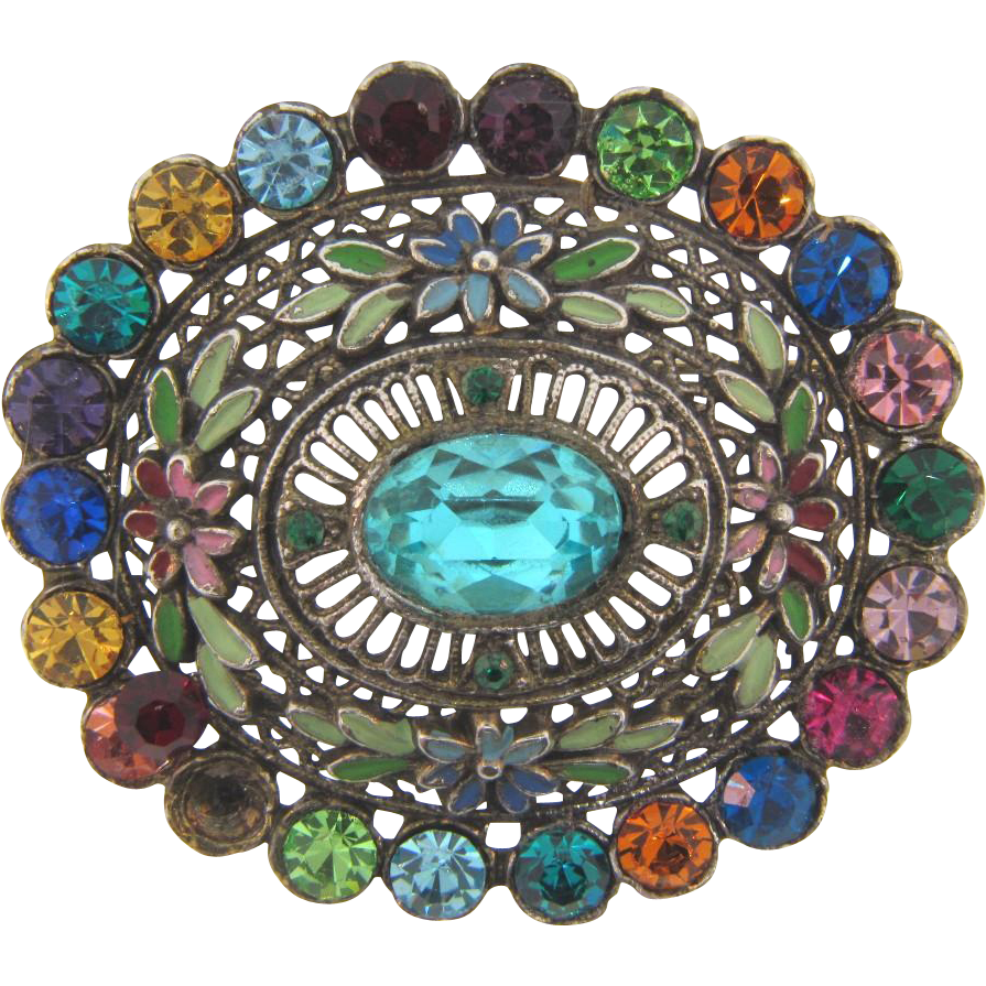L brooches png