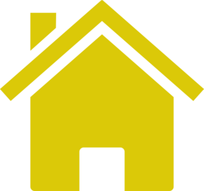 L clipart house. Gold clip art at