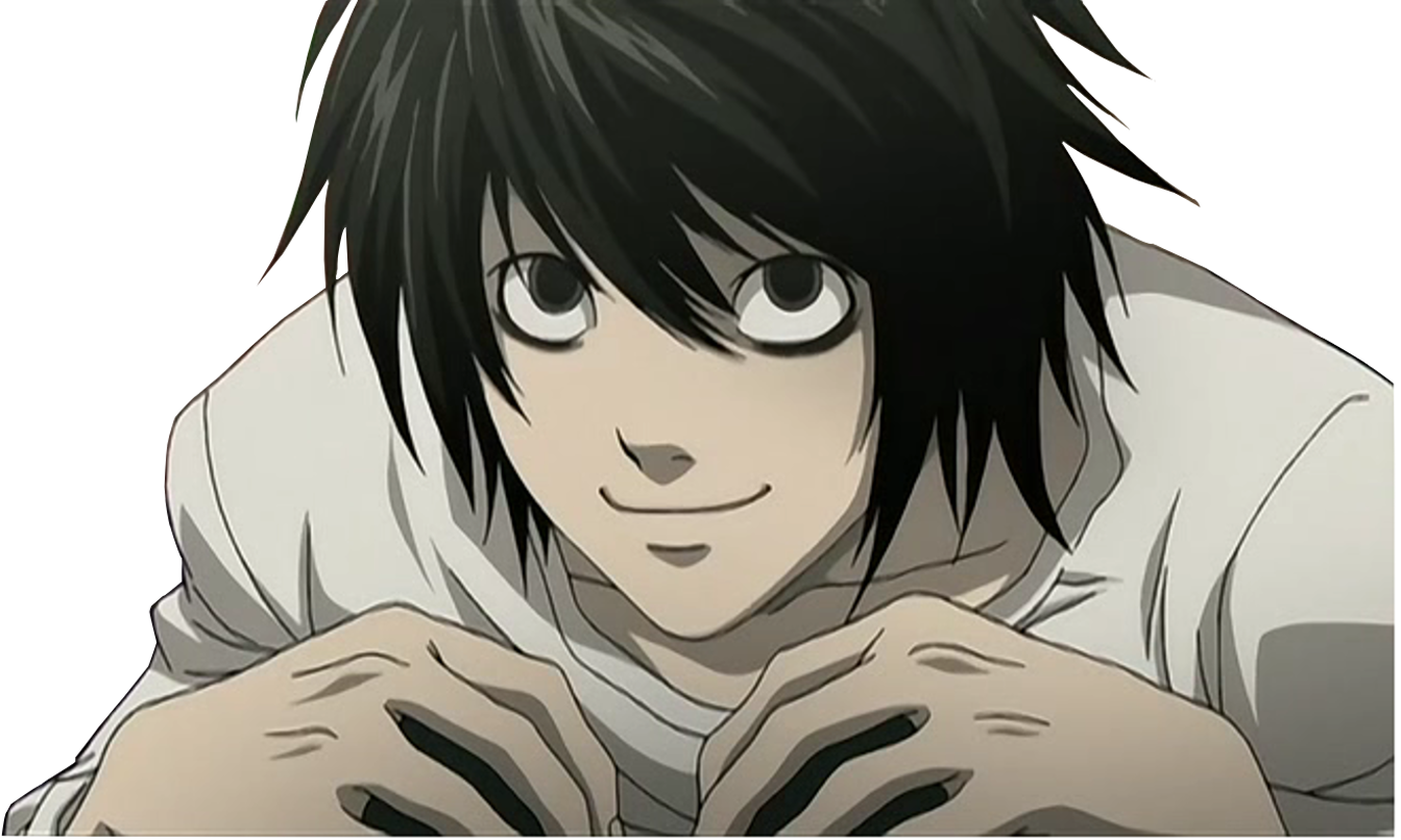 L death note png. Image sampler fanon wiki