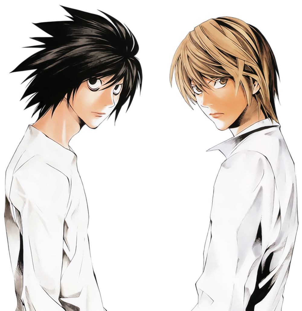 L death note png. Anime merchandise free worldwide