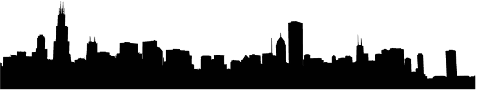 La silhouette at getdrawings. Washington vector skyline dc clipart black and white library