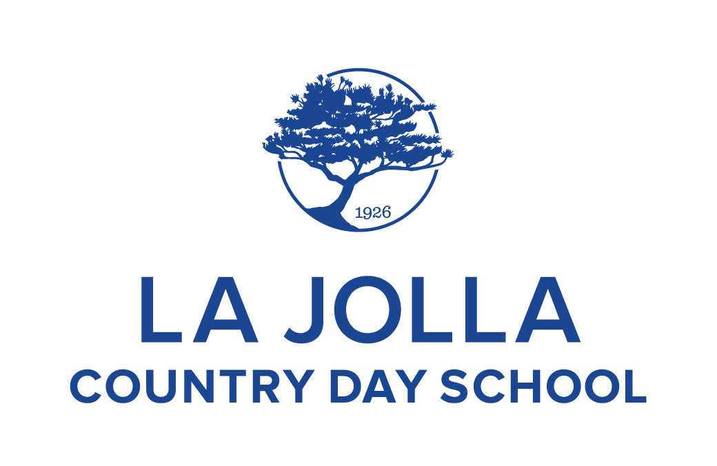 La jolla country day school logo png. Brand identity secondary vertical