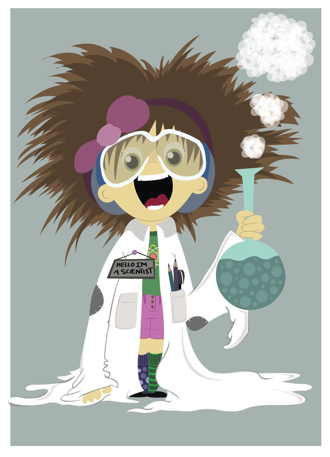 Lab clipart female science teacher. Scientist google search wish