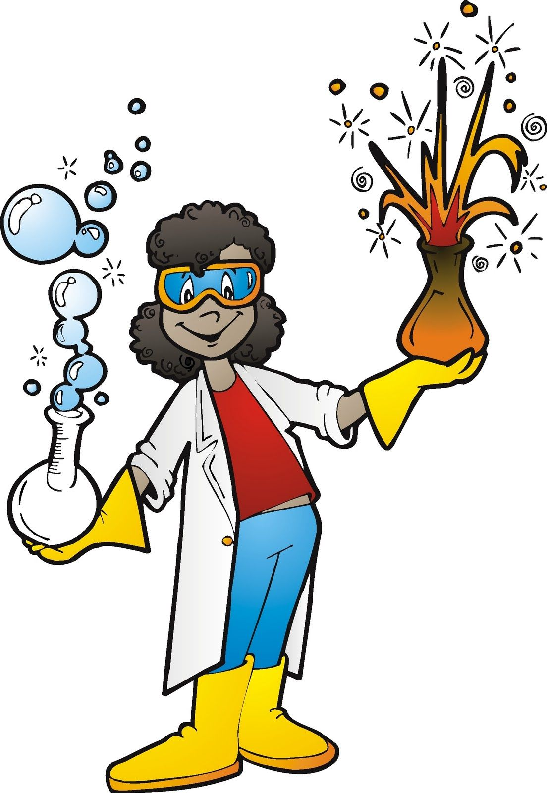 Female scientist google search. Woman clipart science banner freeuse download