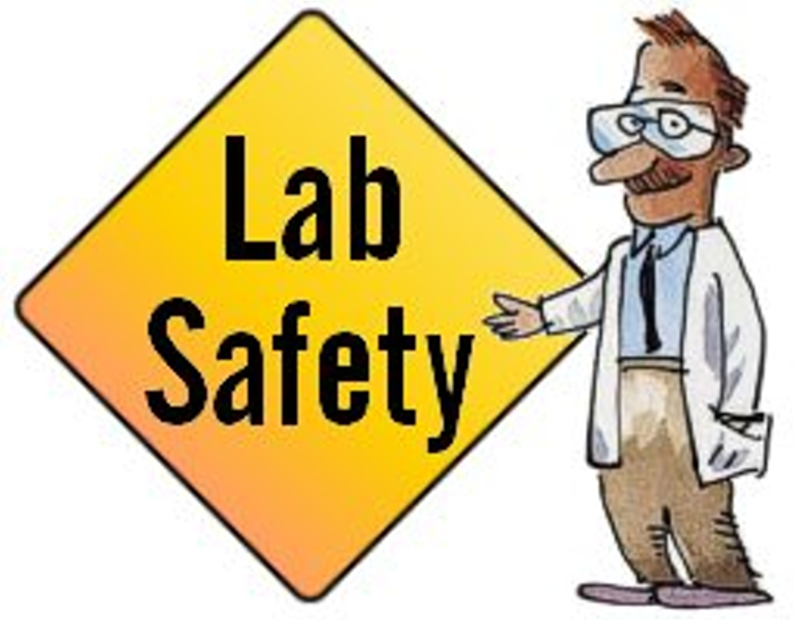 Lab clipart lab accident. Do it yourself safety