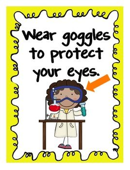 Safe clipart lab safety. Best ideas on pinterest