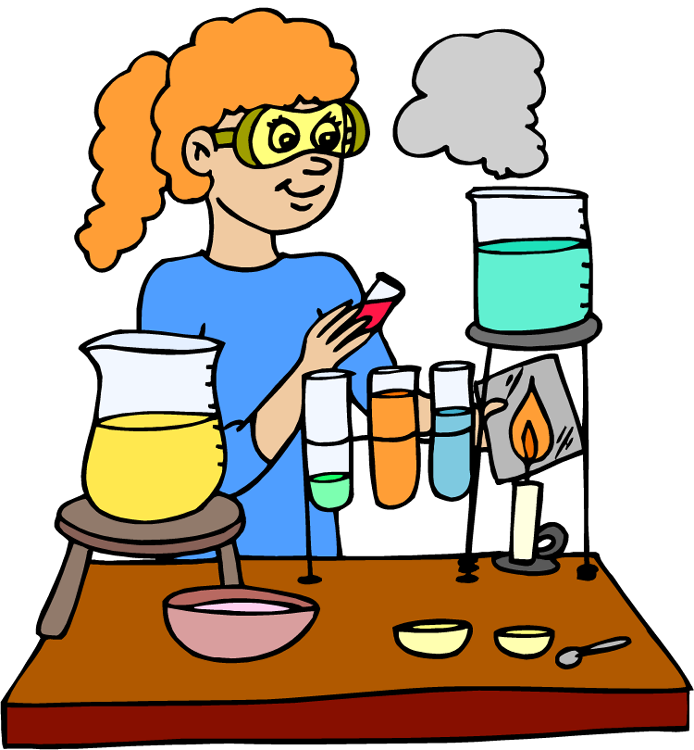 Chemistry clip scientific method. Science lab clipart stuff