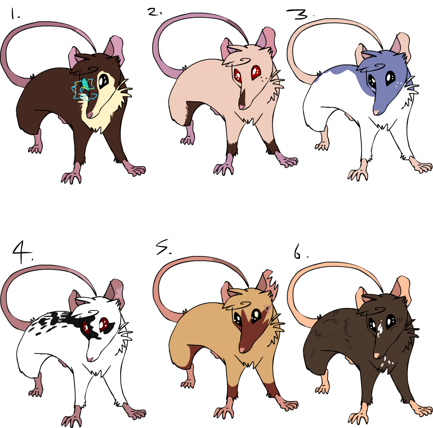 Lab rat png. Point adoptables closed by
