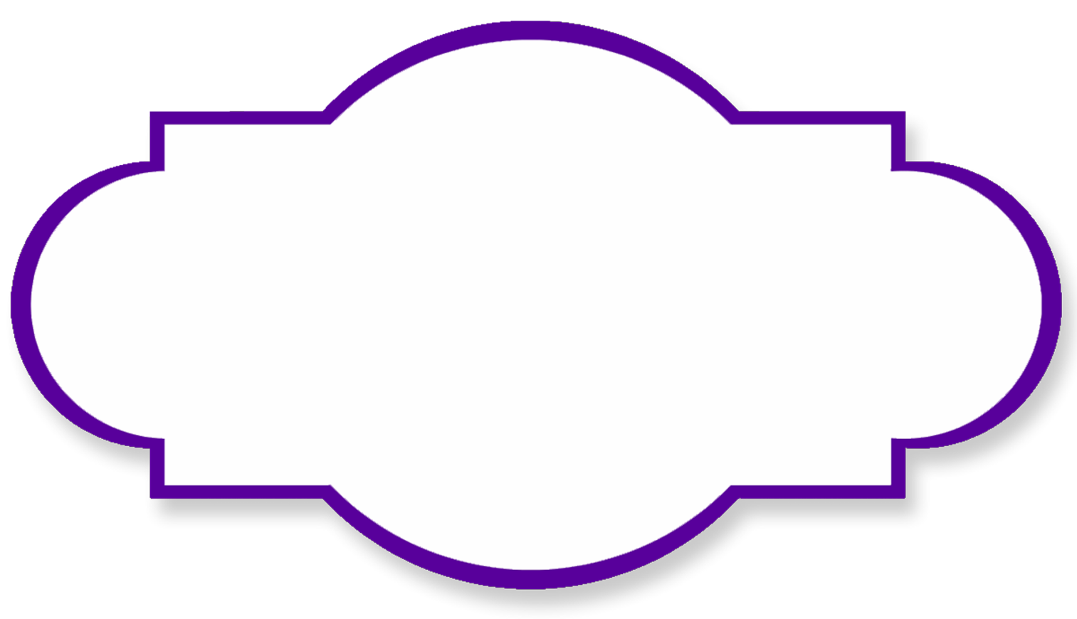 Label clipart bracket. Free shapes cliparts download
