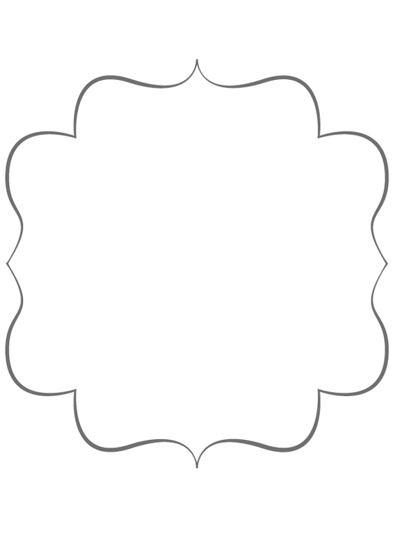 label clipart bracket
