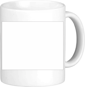 Label clipart brain. Organism mug free commercial