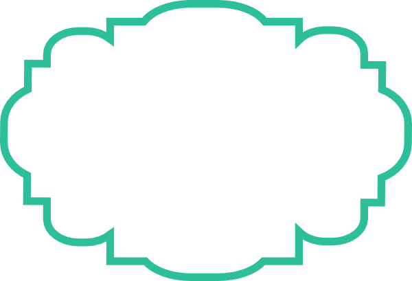 Label clipart turquoise. Clip art at clker