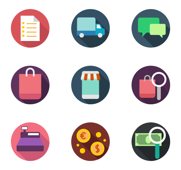 Labels vector flat. Label icon packs