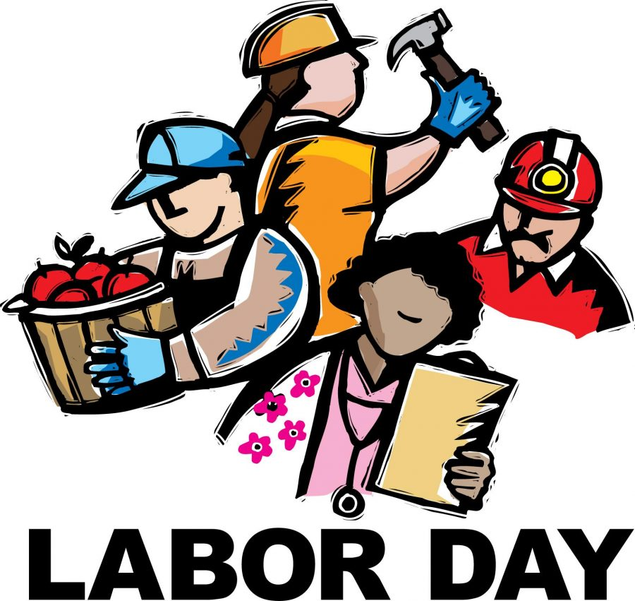 Labor clipart. Free day at getdrawings