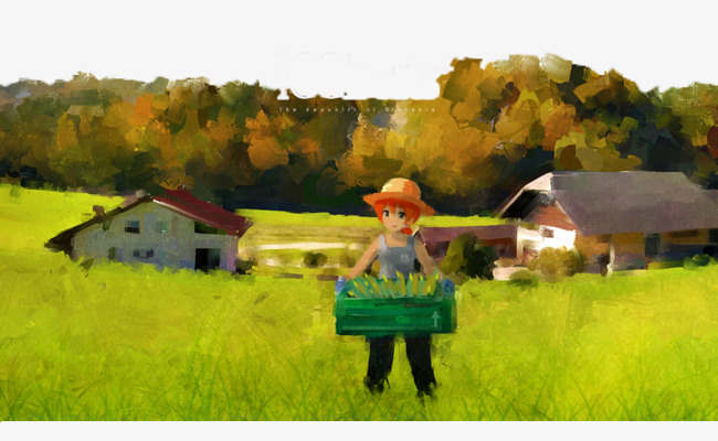 Labor clipart harvest. Happy day watercolor
