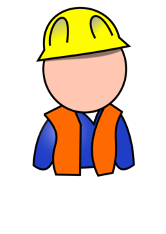 Labor clipart laborer. Trade union download computer