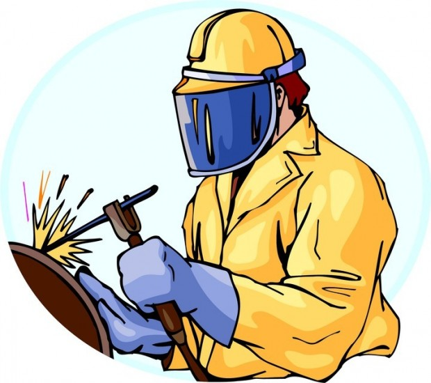 worker clipart skilled worker