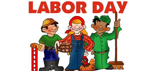 Labor clipart worked. Day in united states