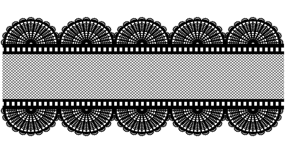 Lace png images. Banner image