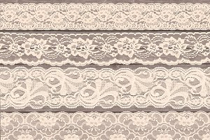 Lace clipart. Ivory borders graphics creative