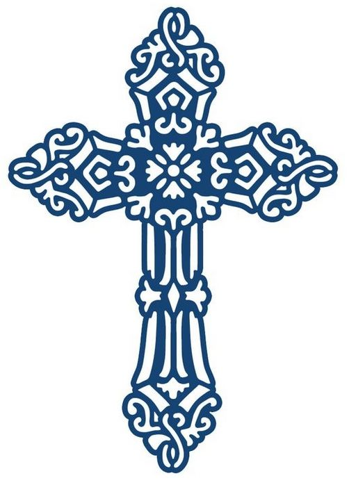 Lace clipart cross. Blue gallery of crosses