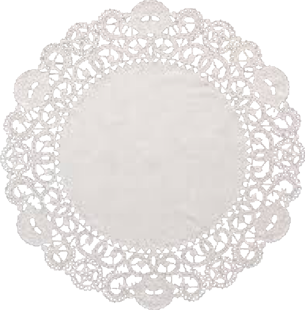 Doily transparent lace. Icon overlay pfp fansign