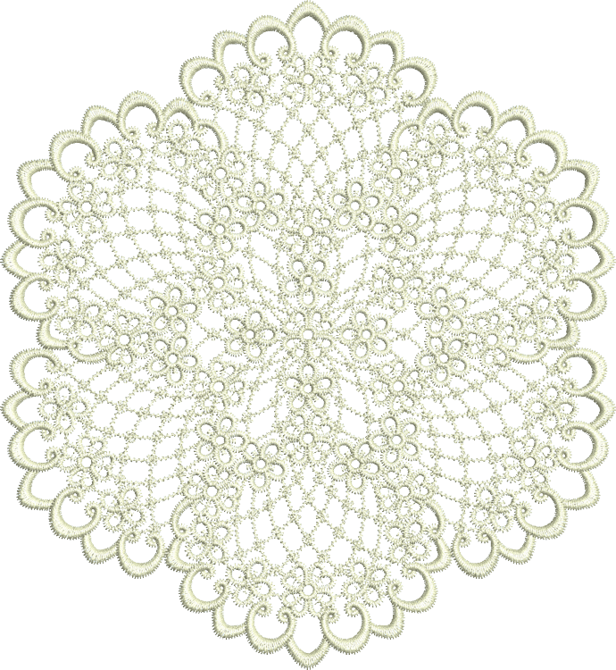 Lace doily png. Sue box creations download
