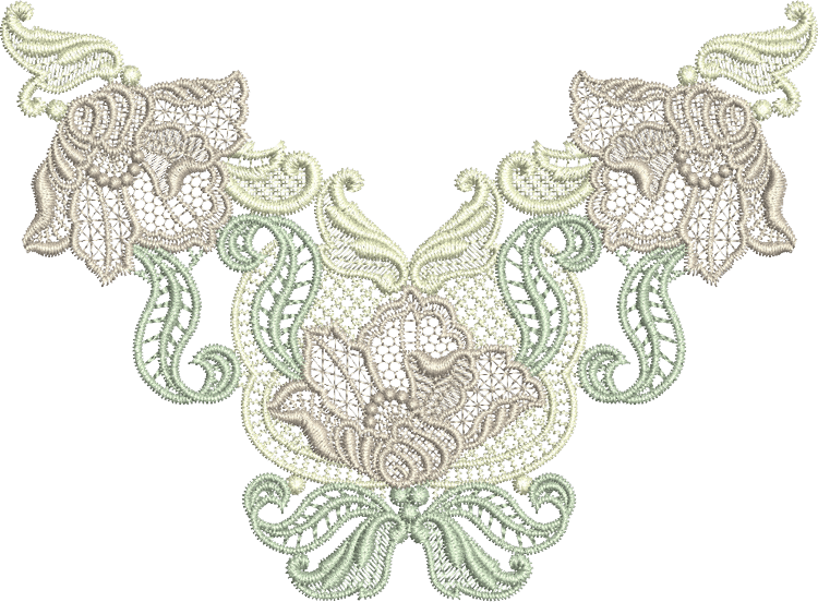 Lace flower png. Sue box creations download