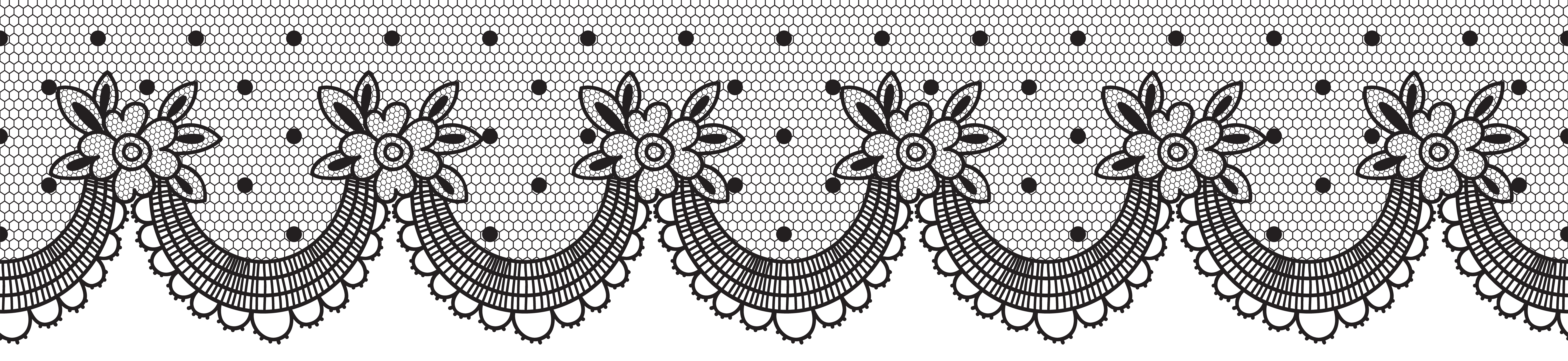 Lace transparent png. Collection of clipart