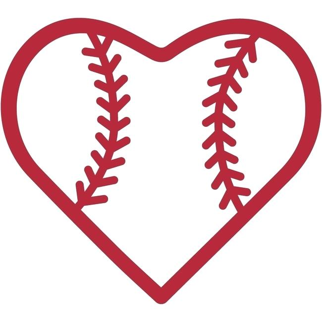 Laces clipart heart. Baseball cliparts pencil and