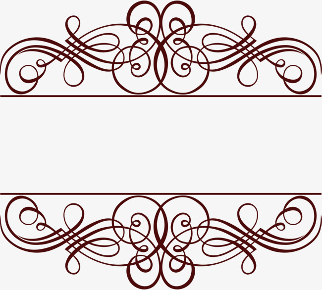 Laces clipart line. Coffee lace lines simple