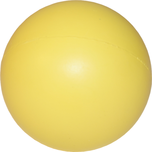 Lacrosse ball png. Yellow