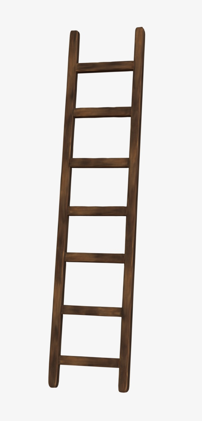 Ladder clipart wood ladder. Ladders wooden creative png