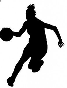 Lady clipart basketball player. Girl x jpg march
