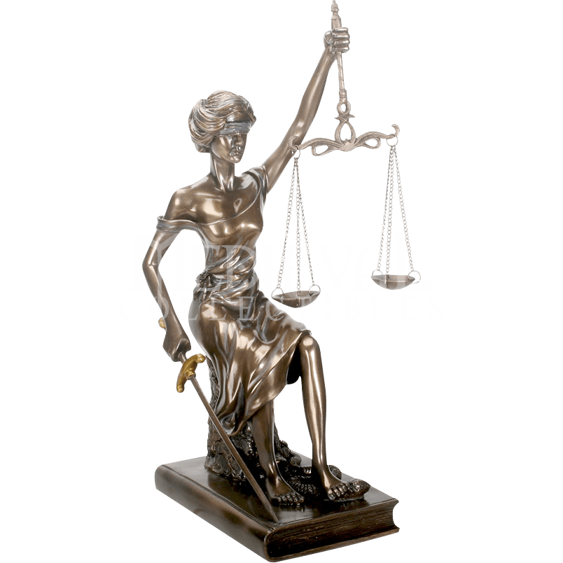 Lady justice statue png. Sitting sc by medieval