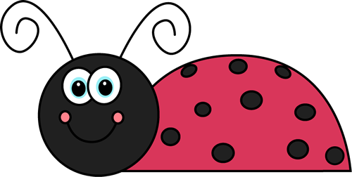 Drawing bugs pretty. Free ladybug clipart clip