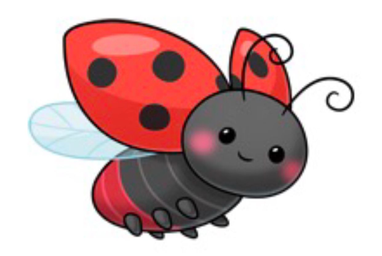 Ladybug clipart red animal. Baby pinterest clip art