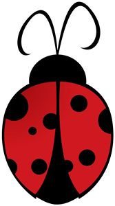 Ladybug clipart silhouette. At getdrawings com free