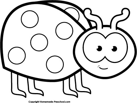 Ladybug clipart sketch. Drawing pictures at getdrawings
